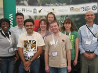 The WLT team at the Birdfair