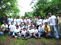 Reforestation Day 2011