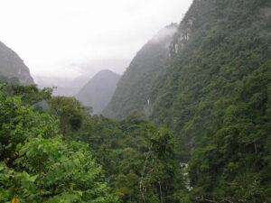 Tapichalaca hills Ecuador. Credit Nigel Simpson.