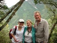 Helen on BIAZA trip