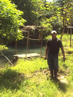 Ricardo Coc Caal: FUNDAECO ranger