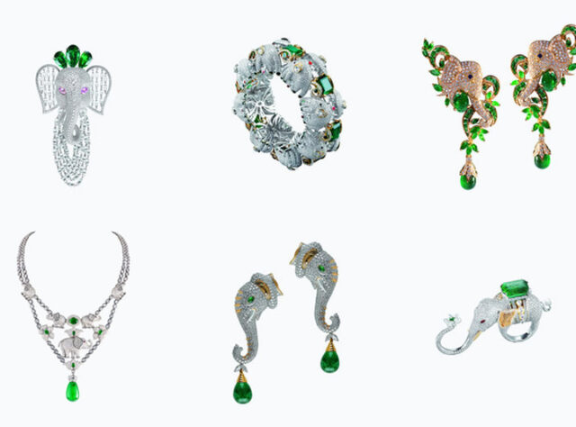 Emeralds for Elephants