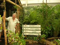 Bill Oddies at Chelsea Flower Show