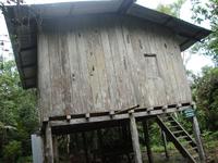 Rio Canande river house
