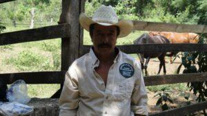 Abel Reséndiz, ranger in Mexico