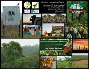 Successful land purchase in Paraguay