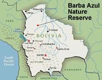 Barba Azul Nature Reserve, Bolivia