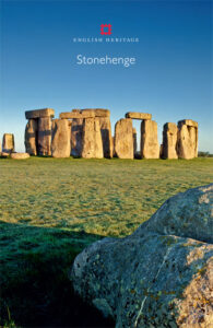 English Heritage's Stonehenge Guide front cover