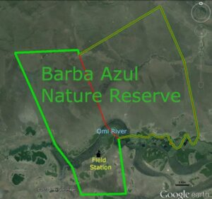 Map-showing-Barba-Azul-extension