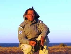Adrián Rodríguez, ranger at La Esperanza