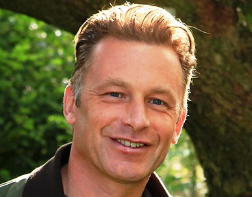 Chris Packham.