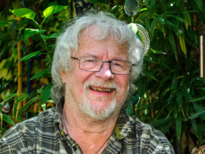 Bill Oddie TV presenter, conservationist and WLT council member