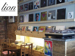 Lion Coffee + Records, in Hackney, had its grand opening in August.