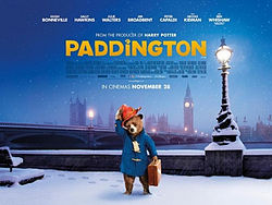 Poster of the film Paddington.