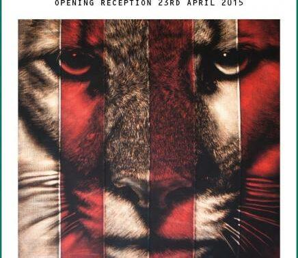MYA gallery Puma poster