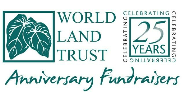 WLT Anniversary Fundraiser logo.