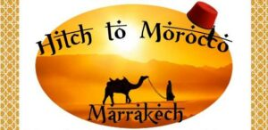 Leeds Rag Marrakech Hitch logo.