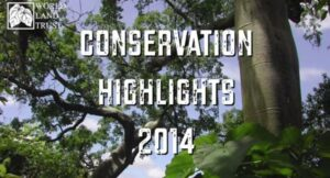 WLT conservation highlights 2014.