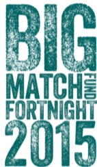 Big Match Fortnight 2015 logo.