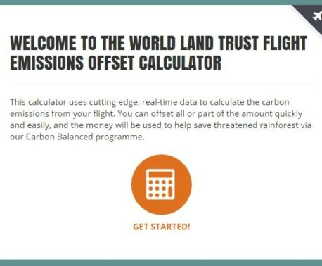 The Flight Emissions Carbon Offset Calculator.