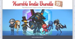 Humble Indie Bundle 15