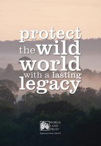 WLT legacy leaflet front cover