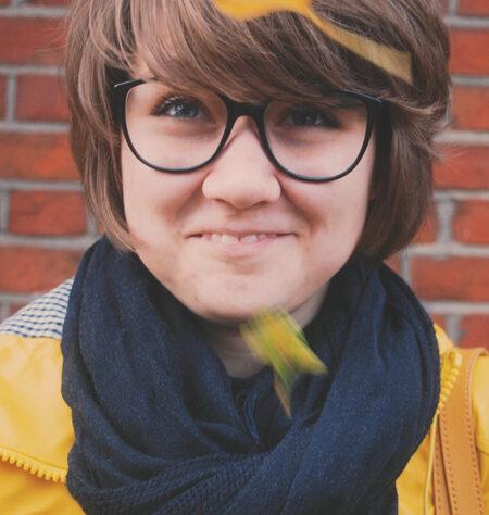Hayley McCarthy.