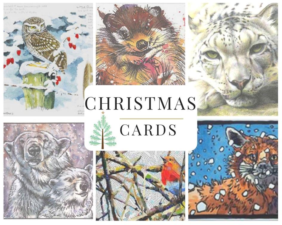 Christmas cards - World Land Trust
