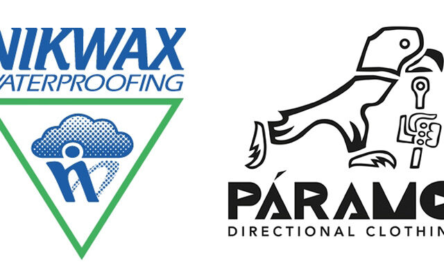 Nikwax and Páramo logos