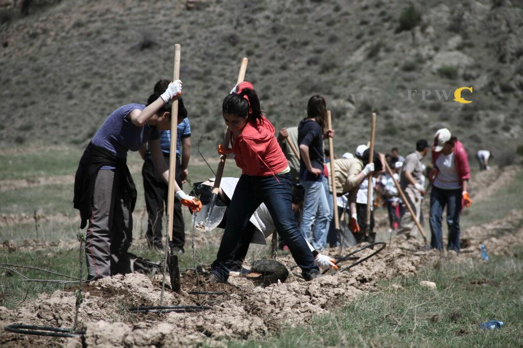 volunteers-caucasus-wildlife-refuge
