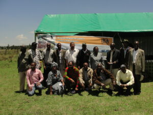 Leleshwa Reserve Launch, Kinangop, Kenya, credit Nature Kenya