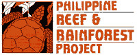 Philippine Reef & Rainforest Conservation Foundation logo