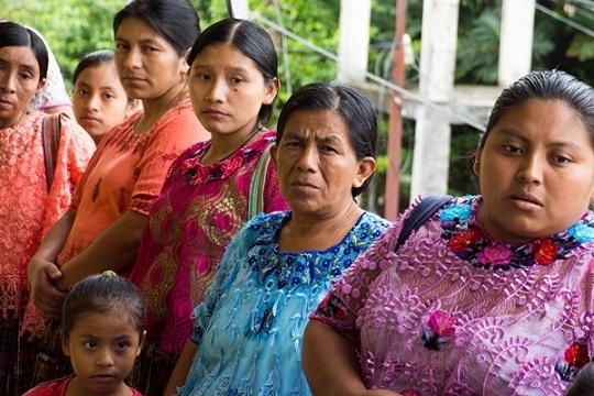Women's Clinics, Caribbean Guatemala