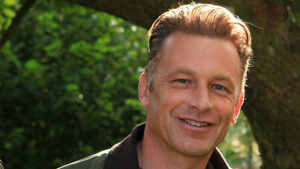 Chris Packham - charismatic television presenter, spectacular wildlife photographer, author and natural history expert - a patron of World Land Trust (WLT) from 2013.