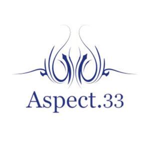 Aspect.33 logo