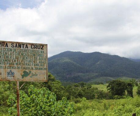 Sierra Santa Cruz