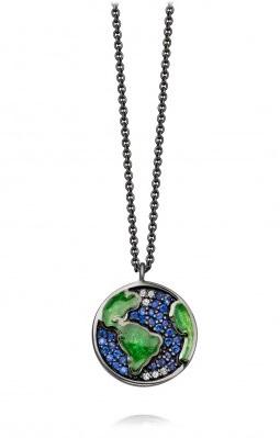 Astley Clarke Earth Pendant
