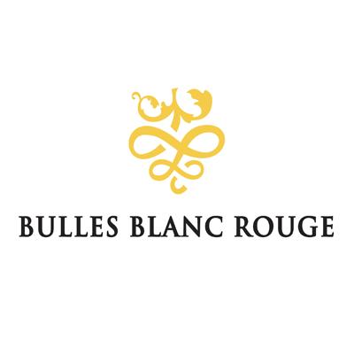 Bulles Blanc Rouge logo