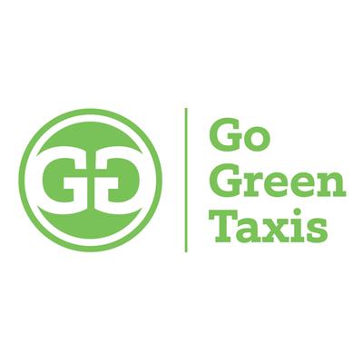 Go Green Taxis logo