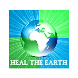 Heal The Earth logo