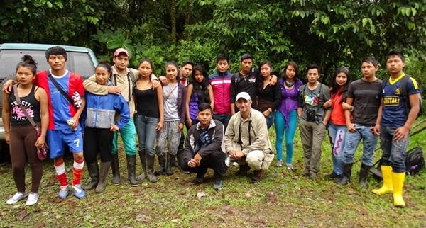 Cosanga Birdwatching Club