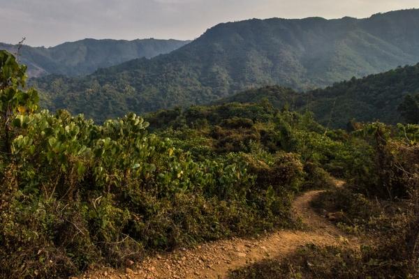 Garo Hills landscape