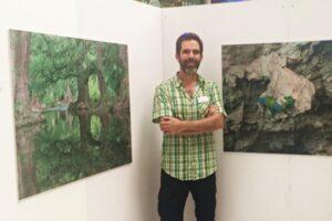 Roberto Pedraza Ruiz, an award-winning wildlife photographer from Sierra Gorda, Mexico