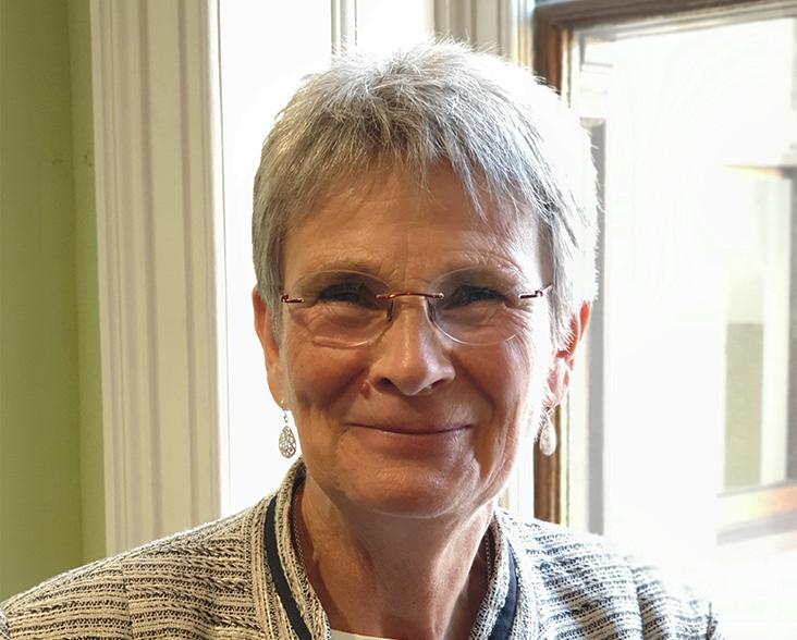 Anne Harley Trustee