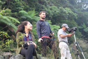 Vietnam conservation staff