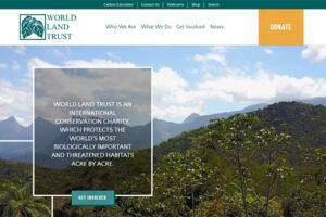 World Land Trust Homepage