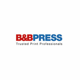 B&B Press, logo