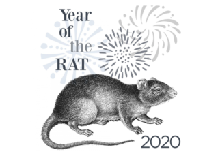 Year of the Rat, 2020 - Public Domain Pictures