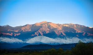 Famatina Mountains. Natura Argentina.