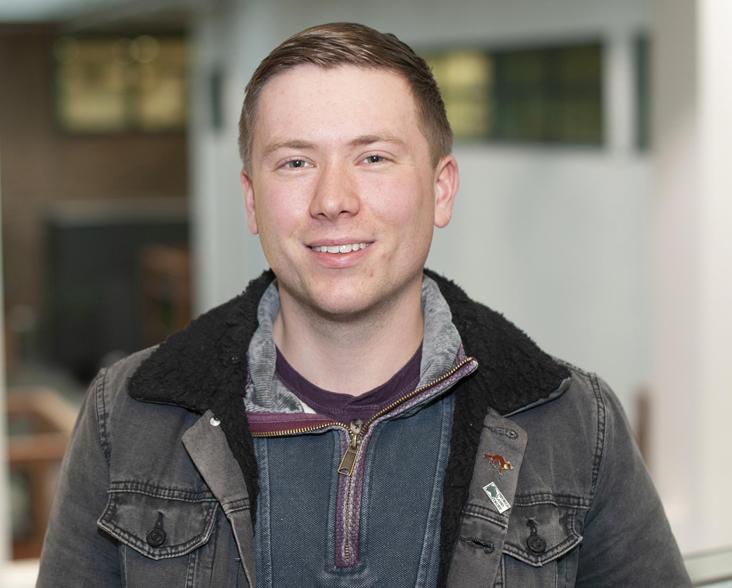 Profile picture of Matt Jones, Technical Officer